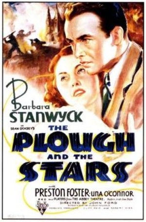 The Plough and the Stars (film) - Film poster