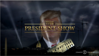 The President Show - Image: The President Show