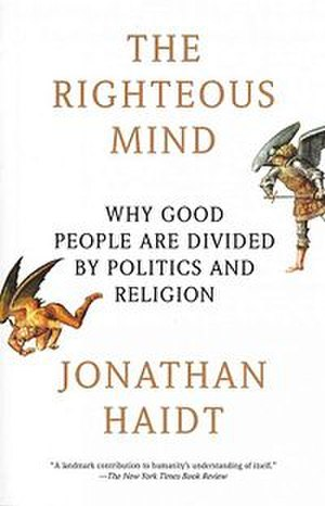 The Righteous Mind - Image: The Righteous Mind