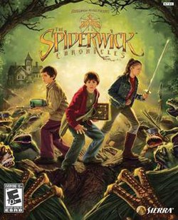 The Spiderwick Chronicles Video Game Cover.jpg