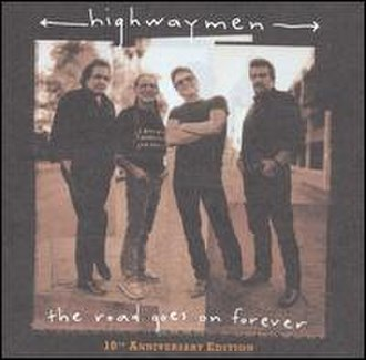 The Road Goes On Forever (The Highwaymen album) - Image: The highwaymen 3 last album