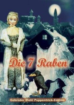 The Seven Ravens (1937 film) - 2004 DVD cover