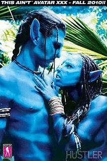 <i>This Aint Avatar XXX</i> 2010 film by Axel Braun