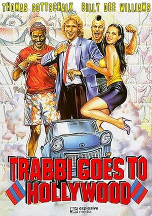 Trabbi Goes to Hollywood - Image: Trabbi Goes to Hollywood