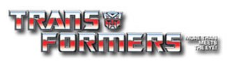 Transformers: Generation 1 - Image: Transformers G1Logo