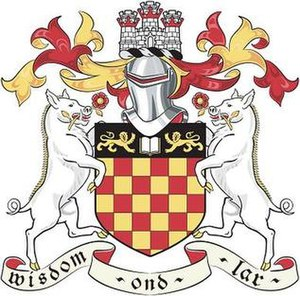 University of Winchester - Coat of arms of the University of Winchester