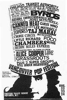 Vancouver Pop Festival