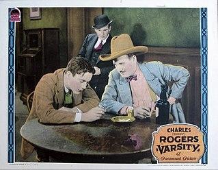 <i>Varsity</i> (film) 1928 film