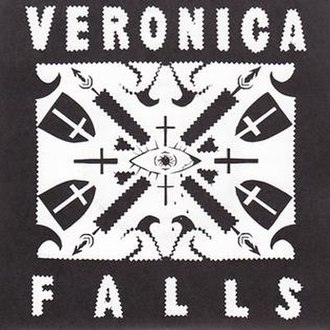 Found Love in a Graveyard - Image: Veronica Falls Found Love in a Graveyard cover