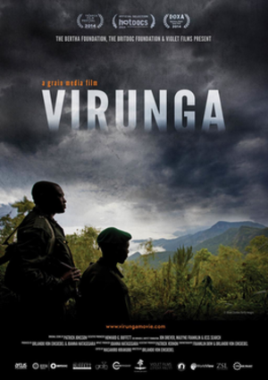 Virunga (film) - Promotional poster
