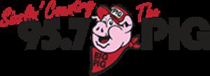 WPIG - Image: WPIG FM logo