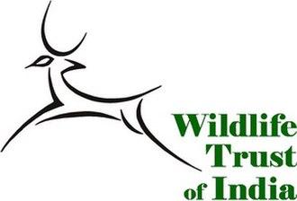 Wildlife Trust of India - Image: WTI Stack logo green