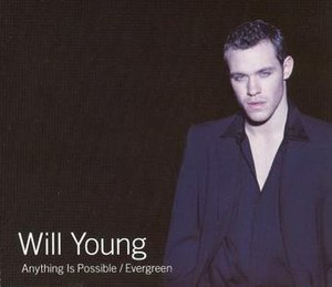 Anything Is Possible (Will Young song) - Image: WY AIPE