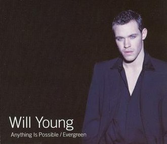 Evergreen (Westlife song) - Image: WY AIPE