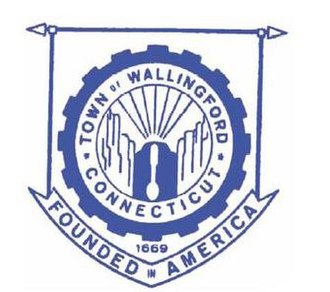 Wallingford, Connecticut - Image: Wallingford C Tseal