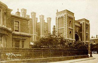 HM Prison Liverpool - Image: Walton Gaol 1910