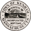Official seal of Wenham, Massachusetts