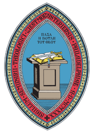 Westminster Theological Seminary - Image: Westminster Seal