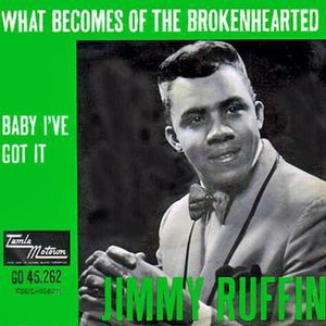 What Becomes of the Brokenhearted - Image: What Becomes of the Brokenhearted Jimmy Ruffin