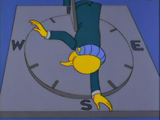 Who Shot Mr. Burns? - Image: Who Shot Mr Burnsclue
