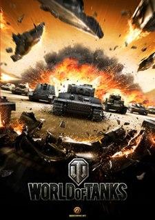 <i>World of Tanks</i> Massively multiplayer online game