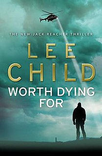 <i>Worth Dying For</i> (novel)