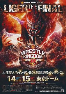 Wrestle Kingdom 14 2020 New Japan Pro-Wrestling event