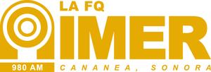 XHFQ-FM - Image: XHFQ Lafqimer 980 logo