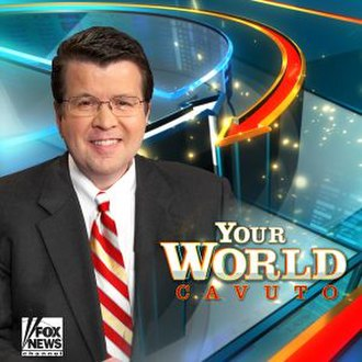 Your World with Neil Cavuto - Image: Your World Cavuto