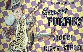 <i>George in Civvy Street</i>