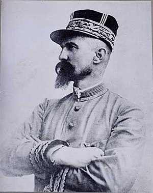 Émile Gentil - Émile Gentil in 1901.