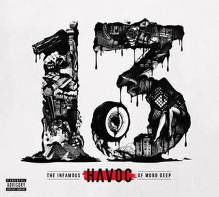 <i>13</i> (Havoc album) 2013 studio album by Havoc