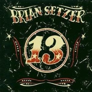 13 (Brian Setzer album) - Image: 13 Brian Setzer