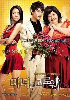 <i>200 Pounds Beauty</i> 2006 South Korean film directed by Kim Yong-hwa