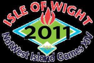 2011 Island Games - Image: 2011 Island Games