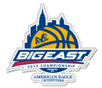 2012 Big East Championship logo