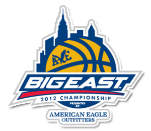 2012 Big East Men's Basketball Tournament - 2012 Big East Championship logo