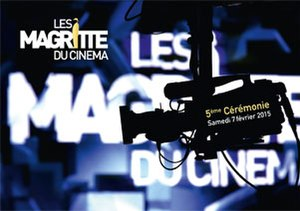 5th Magritte Awards - Official poster