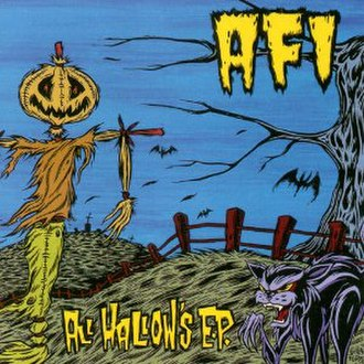 All Hallow's E.P. - Image: AFI All Hallow's EP cover