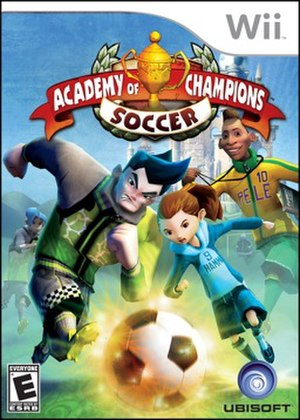 Academy of Champions: Soccer - Image: Academy of Champions Coverart