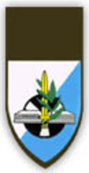 Adjutant Corps - Adjutant Corps shoulder tag