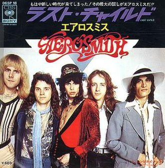 Last Child - Image: Aerosmith Last Child 347790