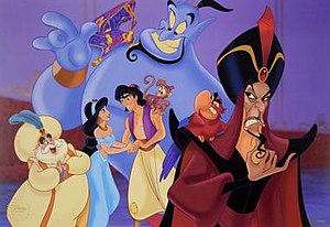 List Of Disney S Aladdin Characters Wikipedia