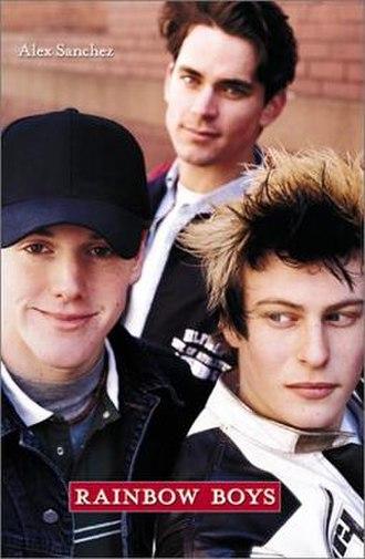 Rainbow Boys - Front cover of Rainbow Boys