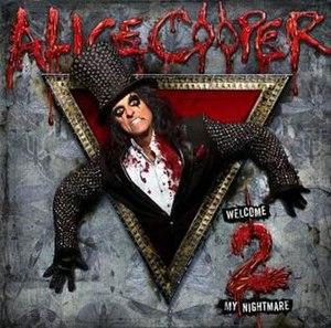 Welcome 2 My Nightmare - Image: Alice Cooper Welcome 2My Nightmare