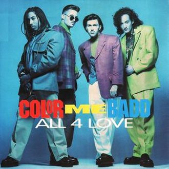 All 4 Love - Image: All 4Love CMB