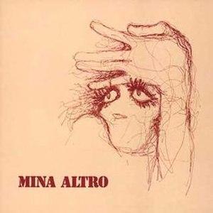 Altro (album) - Image: Altro Mina 1972