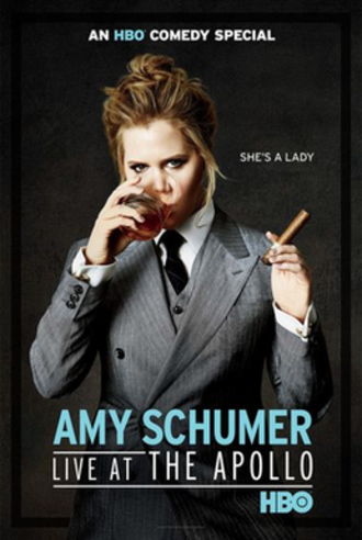 Amy Schumer: Live at the Apollo - Poster