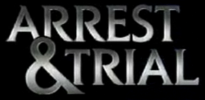 Arrest & Trial - Image: Arrest and Trial logo