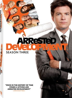 Arrested Development (season 3) - Image: Arrested Development S3 DVD